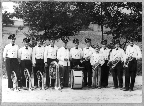 Musikverein Rohrbach Gründung